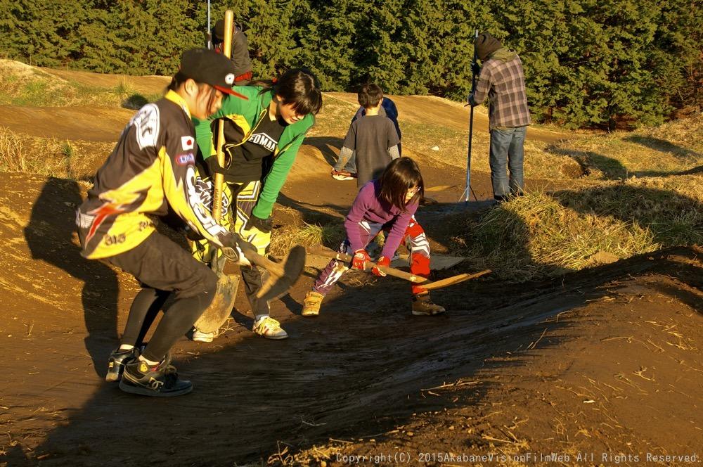 1月18日緑山コース開放日の風景_b0065730_1939387.jpg
