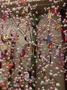 壽初春大歌舞伎 女暫に柿の葉寿司を持っていきました_c0030645_19165447.jpg