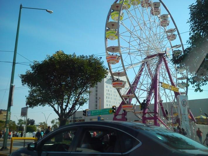 レオンでお祭り(Feria de Leon 2015)_c0325278_08362884.jpg