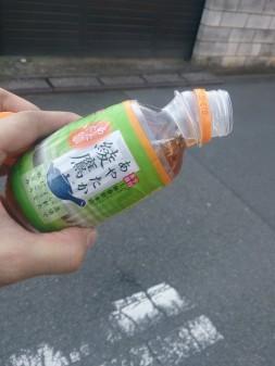 ペットボトルのお茶が・・・!!_c0223192_17461552.jpg