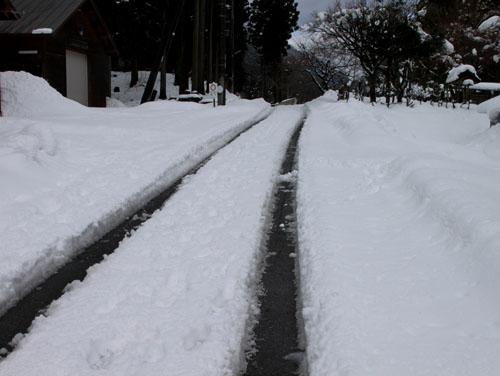 安曇川源流 雪景色_e0048413_21213618.jpg