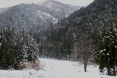 安曇川源流 雪景色_e0048413_21225549.jpg
