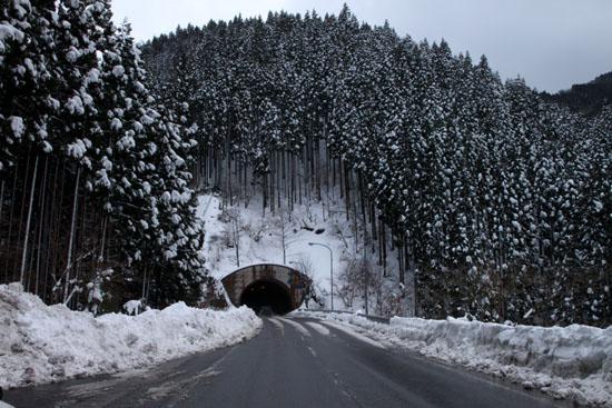 安曇川源流 雪景色_e0048413_21232791.jpg