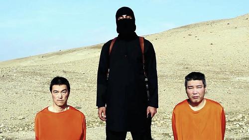 臭い芝居は元からたたなきゃダメ!:ISISの映像には不審点だらけ!_e0171614_2133143.jpg