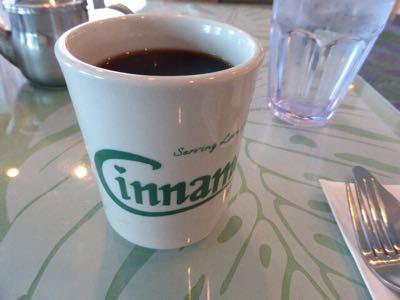 """14〜15年末年始ハワイ 2★イリカイにオープンしたCinnamon""""sで朝食_d0285416_19481836.jpg"""