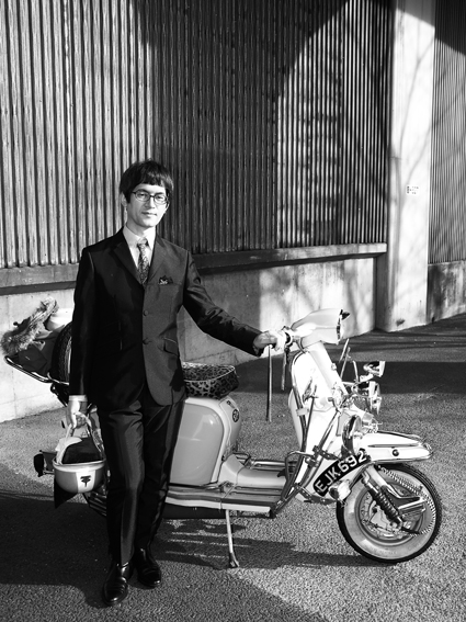 5COLORS「君はなんでそのバイクに乗ってるの?」#93_f0203027_1625396.jpg