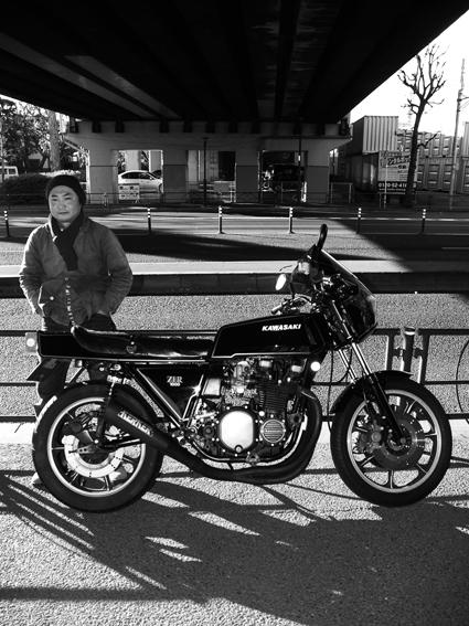 5COLORS「君はなんでそのバイクに乗ってるの?」#93_f0203027_16261183.jpg
