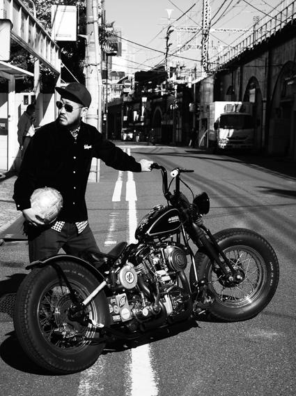 5COLORS「君はなんでそのバイクに乗ってるの?」#93_f0203027_16262380.jpg