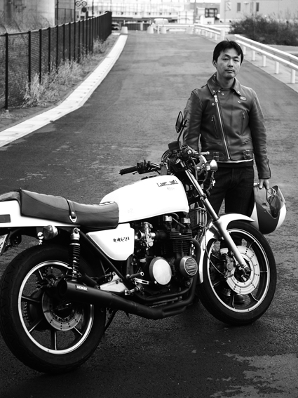 5COLORS「君はなんでそのバイクに乗ってるの?」#93_f0203027_1626516.jpg
