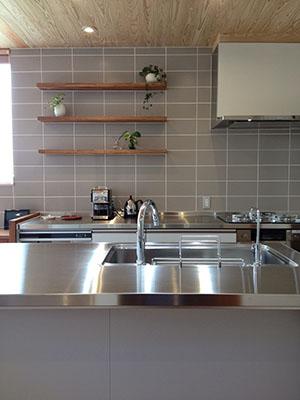 「キッチンを囲む家」完成見学会を行いました_f0170331_746449.jpg