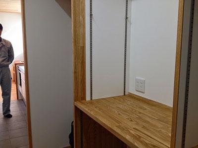 「キッチンを囲む家」完成見学会を行いました_f0170331_7465459.jpg