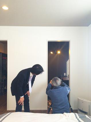 雑誌の取材で北小野の住宅に伺いました_e0180332_9383817.jpg