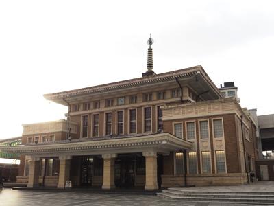 JR奈良駅旧舎_c0344243_12100401.jpg
