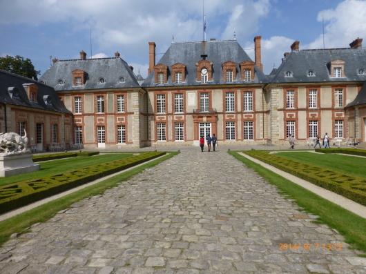 イル・ド・フランスの城 その3 ブルトイユ城_d0263859_15051941.jpg