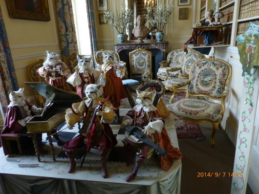 イル・ド・フランスの城 その3 ブルトイユ城_d0263859_15145058.jpg