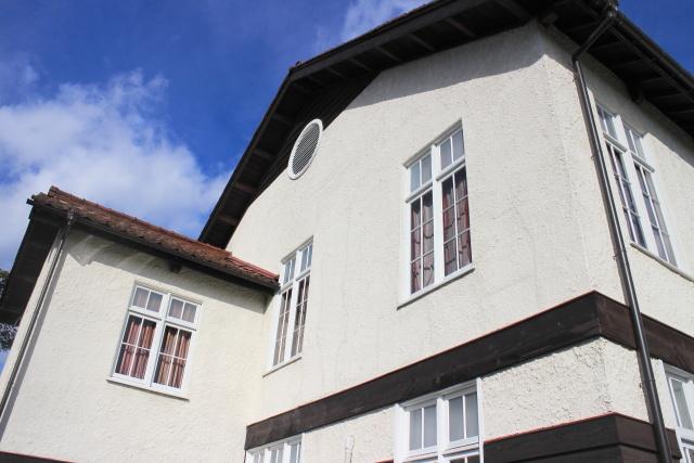 ヴォーリズ建築の魅力 ハイド記念館①_b0055171_22143295.jpg