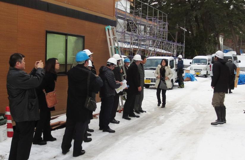 昨日の19日は札幌の棟晶の見学を受ける_e0054299_10233701.jpg