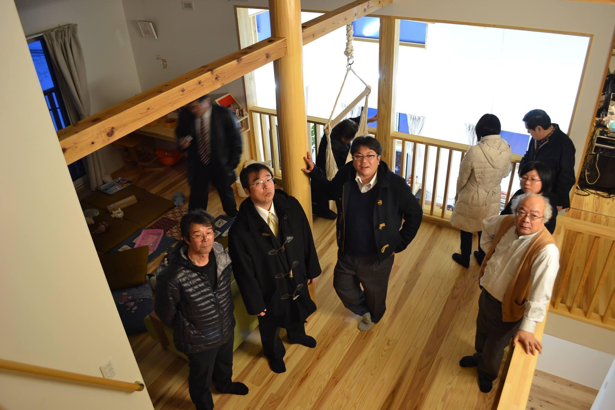 昨日の19日は札幌の棟晶の見学を受ける_e0054299_10482336.jpg