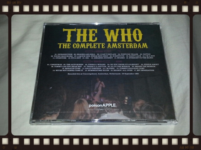 THE WHO / THE COMPLETE AMSTERDAM_b0042308_0301838.jpg