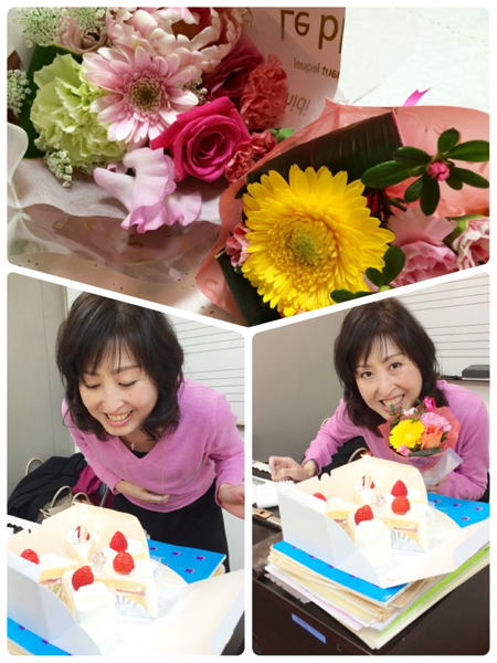 My Birthday2015.1.21(^0^)/_c0103827_1544414.jpg