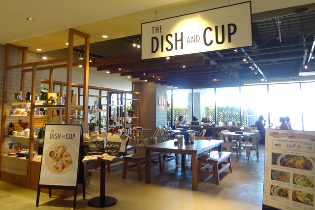 *都筑*「THE DISH AND CUP」_f0348831_22044613.jpg