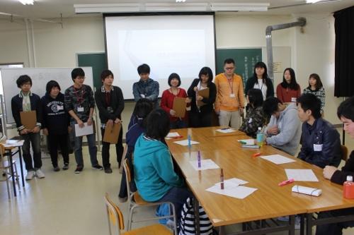 新潟翠江高等学校においてワークショップ「構造的暴力の中の私」を行いました。_c0167632_17351553.jpg