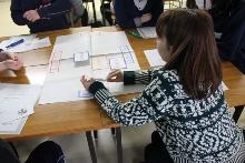 新潟翠江高等学校においてワークショップ「構造的暴力の中の私」を行いました。_c0167632_1737055.jpg