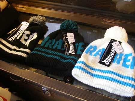 New York Hat、Spit Fire、Thrasher帽子_f0333938_21351461.jpg