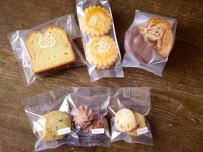 モハキハさんの今週の焼き菓子_e0328046_21163206.jpg