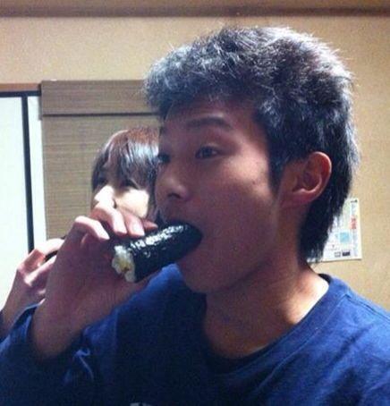 2016年2月3日(水)香りん恵方巻♪_c0110051_17552188.jpg