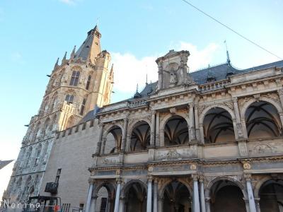 ベルギー・オランダの旅2~大聖堂、教会オンパレード_e0326953_11295056.jpg