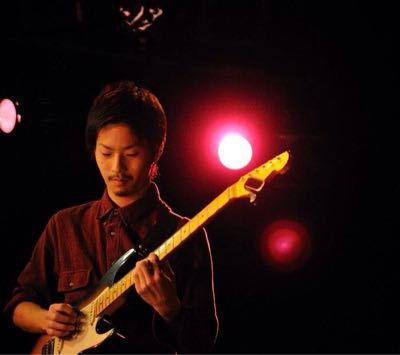2015/1/21「BEAT ONのギター講師はお茶目!?」_e0242155_22131518.jpg