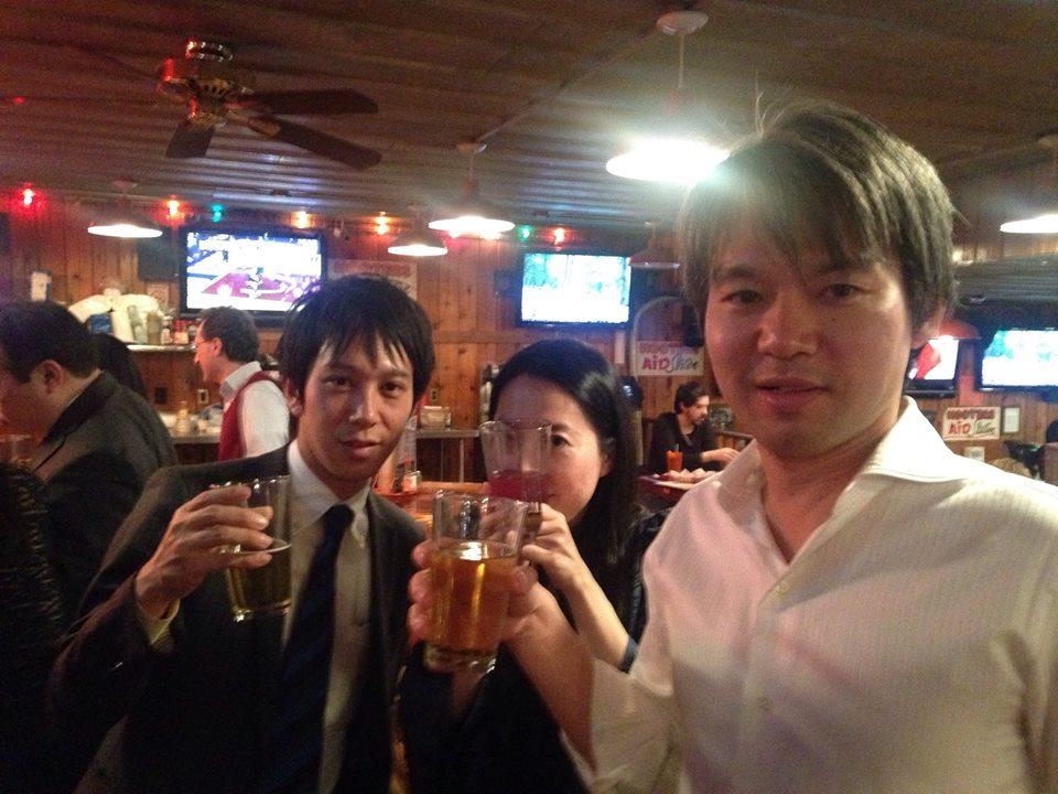 ちょい飲みクリスマス会報告_b0103758_21194587.jpg