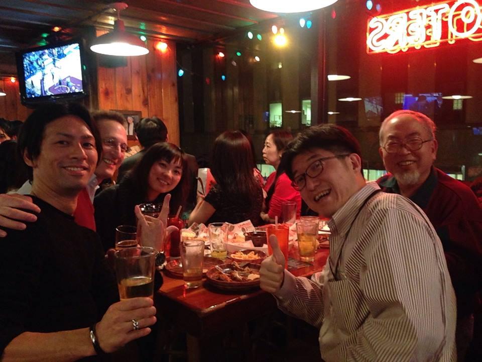 ちょい飲みクリスマス会報告_b0103758_21221956.jpg
