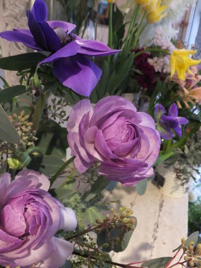 オークリーフ花の教室(甘艸さんと大草さんの作品)_f0049672_17582111.jpg
