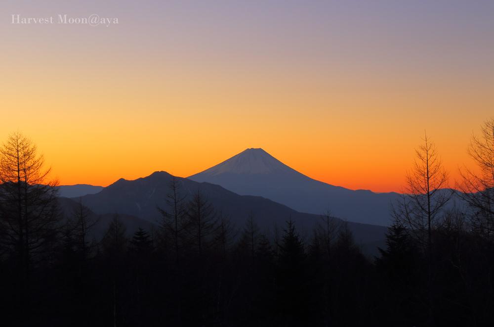 夜明けの富士山_b0208495_21300953.jpg