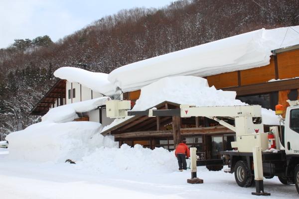 雪おろし_f0227395_14324516.jpg