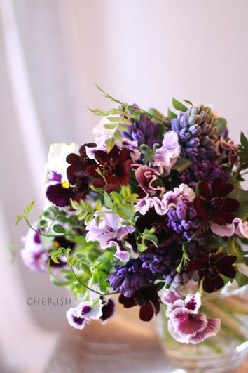 フワフワな花で春を待つ_b0208604_13544497.jpg