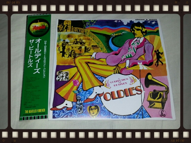 THE BEATLES / A COLLECTION OF BEATLES OLDIES REMASTERED_b0042308_1551336.jpg
