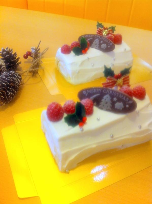 クリスマスケーキなど♪_f0141419_06361909.jpg