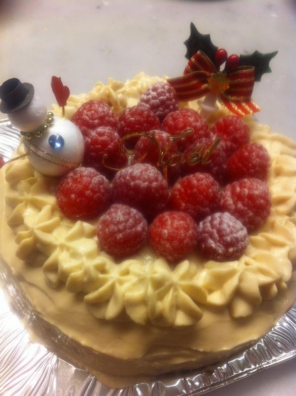 クリスマスケーキなど♪_f0141419_06363943.jpg