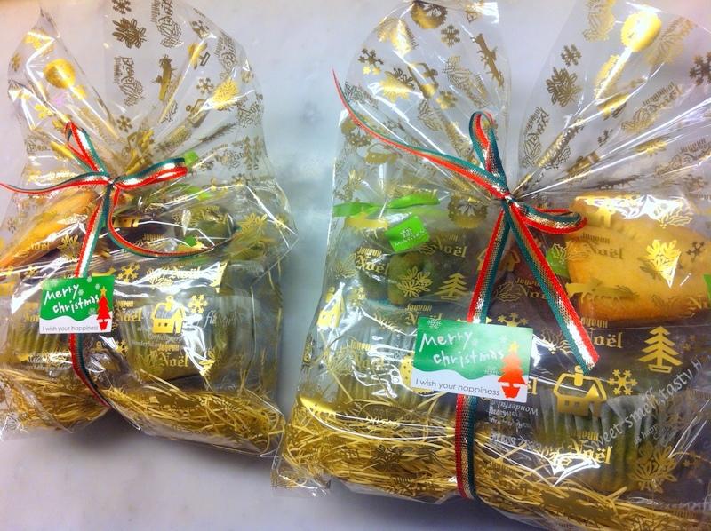 クリスマスケーキなど♪_f0141419_06370681.jpg