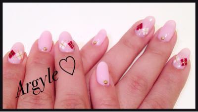 Argyle♡_c0071924_22432569.jpg