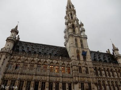 ベルギー・オランダの旅3~おしゃれな街ブリュッセル_e0326953_2214751.jpg