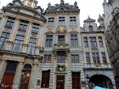 ベルギー・オランダの旅3~おしゃれな街ブリュッセル_e0326953_22274125.jpg