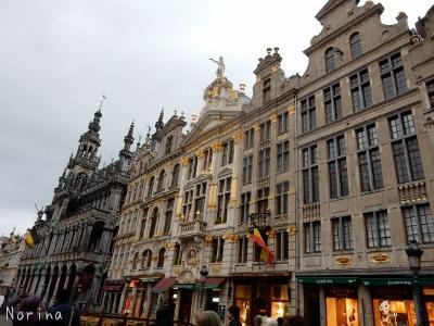 ベルギー・オランダの旅3~おしゃれな街ブリュッセル_e0326953_2236336.jpg