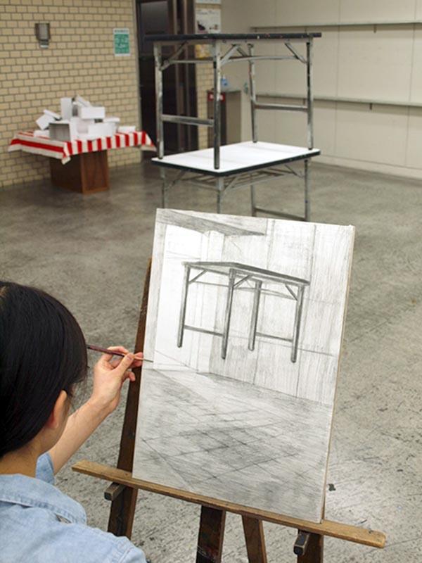 2週目は表現力の増加/デザイン・工芸科 私大コース_f0227963_20565465.jpg