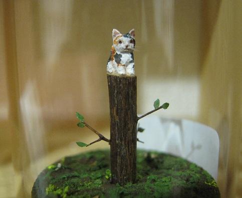 たまごの工房企画展 「高円寺裏通り猫 展」 その5_e0134502_2216524.jpg