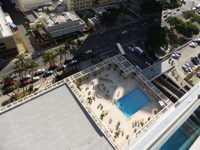 14〜15年末年始ハワイ 4★アラモアナホテルのお部屋 年末は高さが大事!_d0285416_19264972.jpg