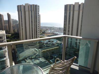 14〜15年末年始ハワイ 4★アラモアナホテルのお部屋 年末は高さが大事!_d0285416_19264998.jpg